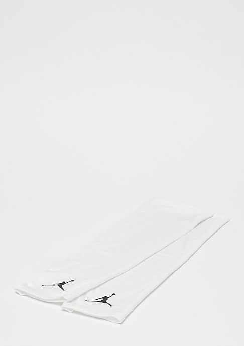 NIKE Jordan Shooter Sleeves white/black
