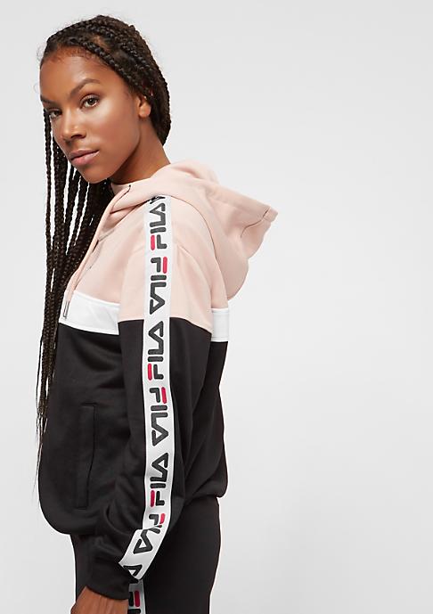 Fila Urban Line Teela Hooded Track Jacket Bla-CameoR-BriWhit