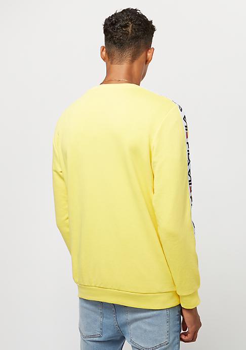 Fila Urban Line Sweat Crew Aren vibrant yellow