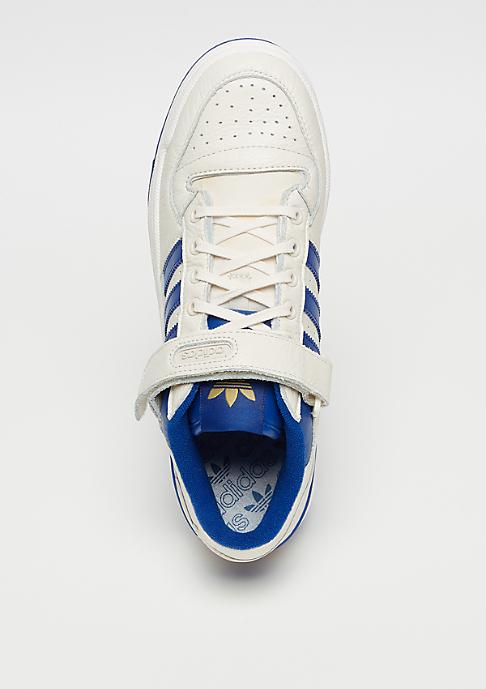 adidas Forum Lo chalk white/collegiate royal/gold