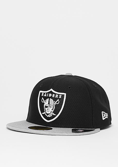 New Era 59Fifty NFL Oakland Reiders otc/gra