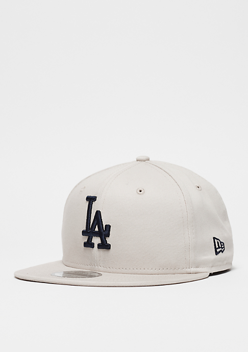 New Era 9Fifty MLB Los Angeles Dodgers stone/navy