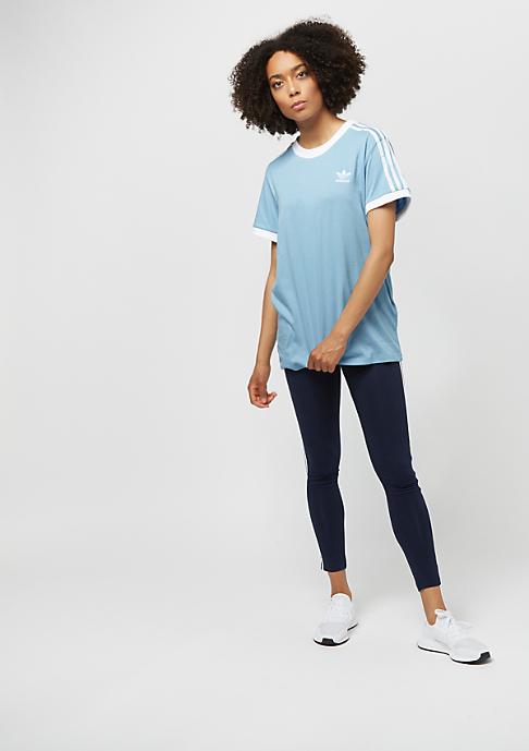 adidas 3 Stripes clear blue