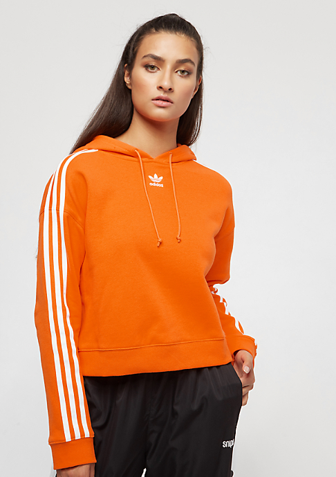 adidas Cropped bahia orange