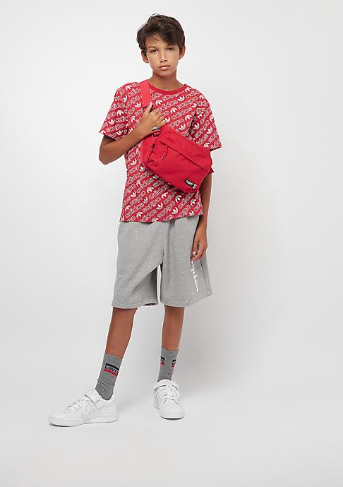 adidas Junior Trefoil collegiate red/white
