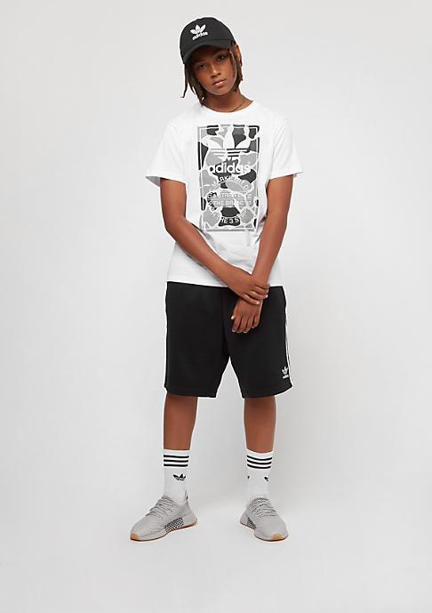 adidas Junior Trefoil C white/multicolor