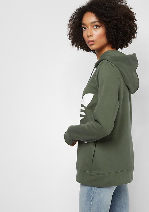 adidas Trefoil base green