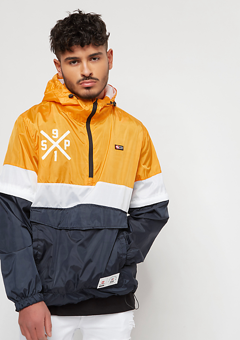 Southpole Zip-Off yellow