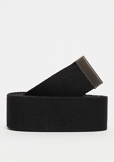 SNIPES Buckle Belt black/white
