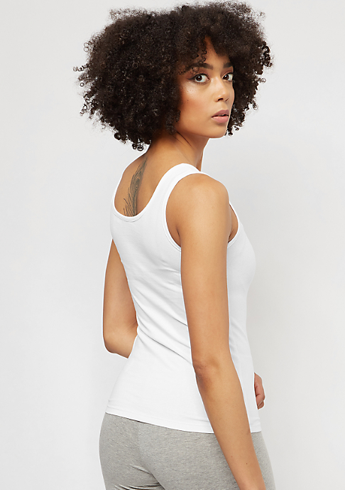 Urban Classics 2-Pack Basic Stretch white