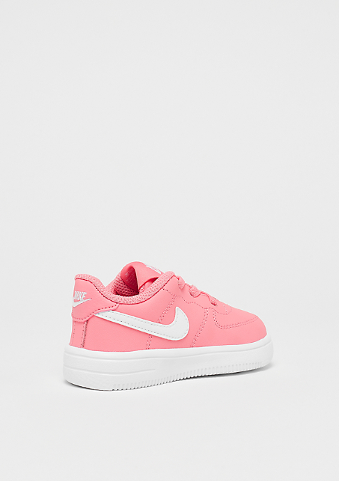 NIKE Force 1'18 (TD) coral chalk/white