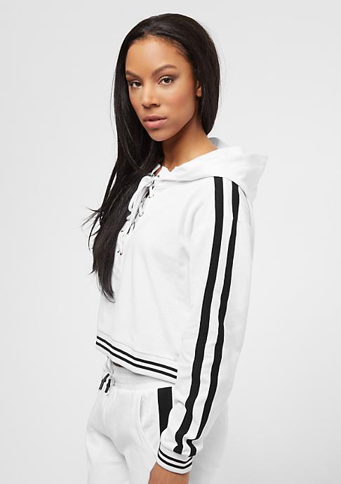 Urban Classics Short Lace Up white/black