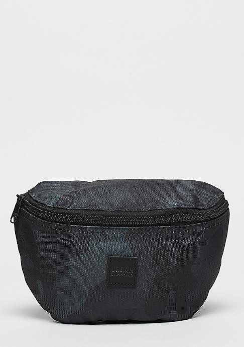 Urban Classics Camo Hip Bag dark camo