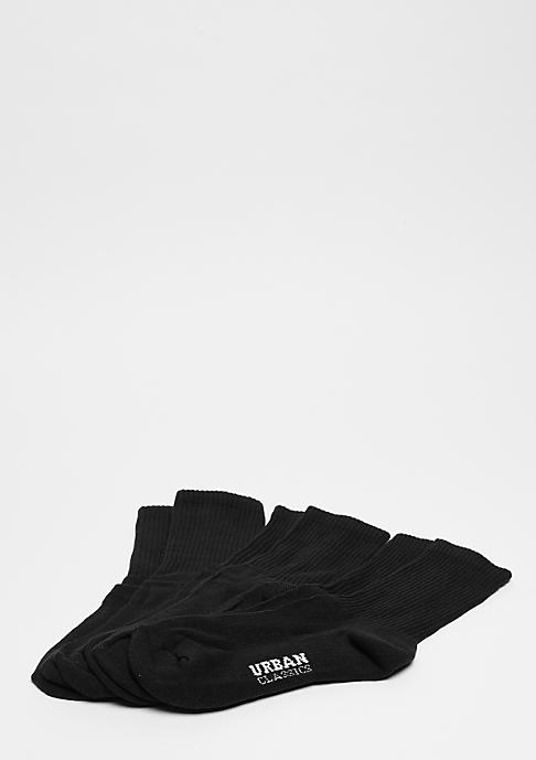 Urban Classics Logo Sport Socks black