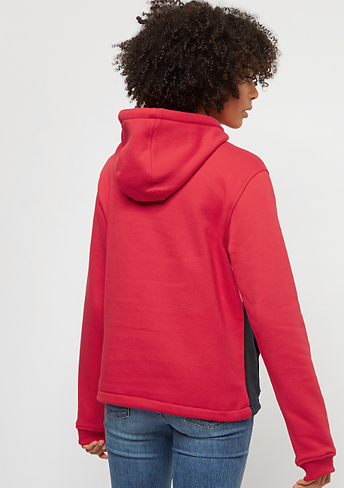Urban Classics Color Block firered/navy/white
