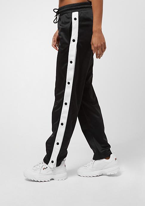 Urban Classics Button Up black/white/black