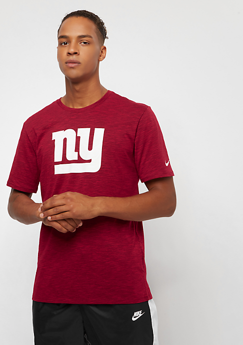 NIKE New York Giants DFCT Slub gym red