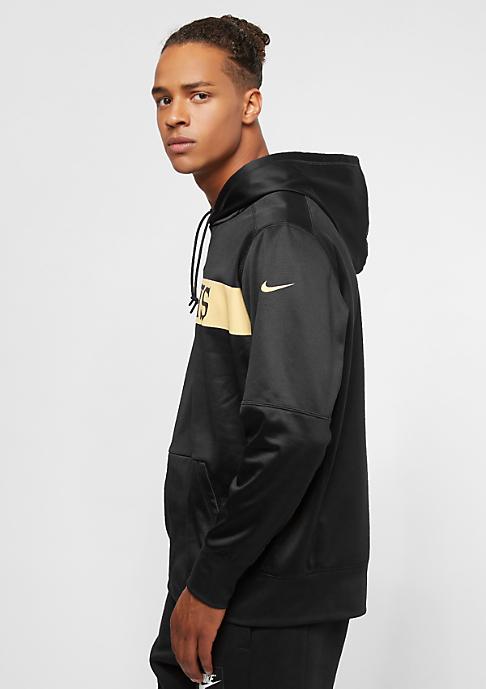 NIKE New Orleans Saints Thrma black/black/team gold