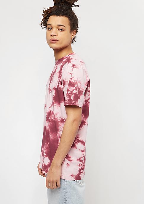 Urban Classics Batik pink/cherry