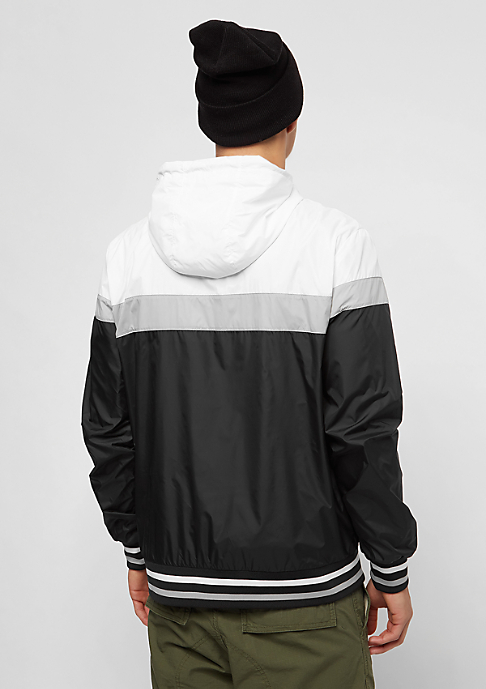 Urban Classics College black/white/grey