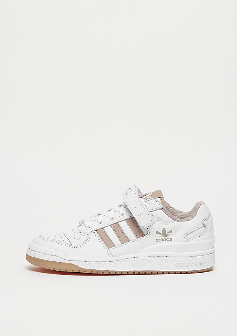 adidas Forum Lo ftwr white/vapour grey/GUM 3