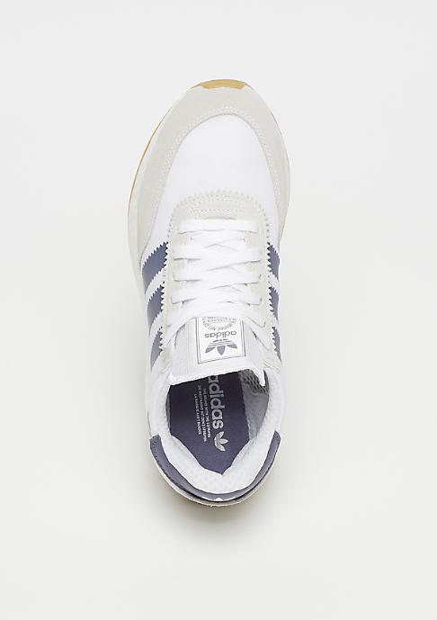 adidas I-5923 ftwr white/raw indigo/GUM 3