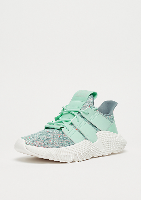 adidas Prophere W clear mint/clear mint/solar red