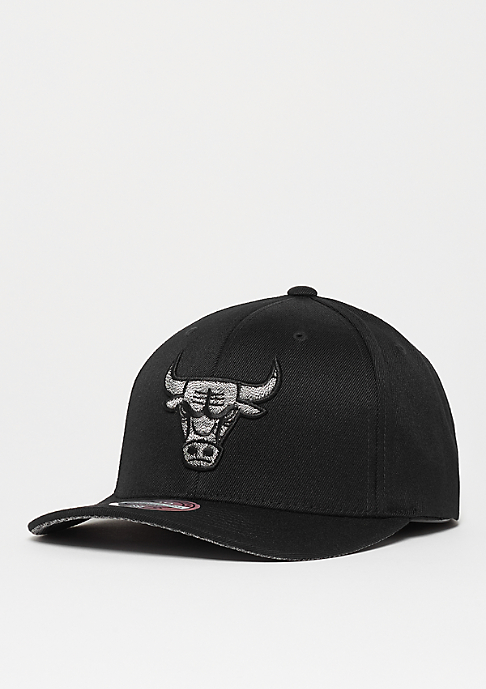 Mitchell & Ness NBA Chicago Bulls Melange Logo 110 black