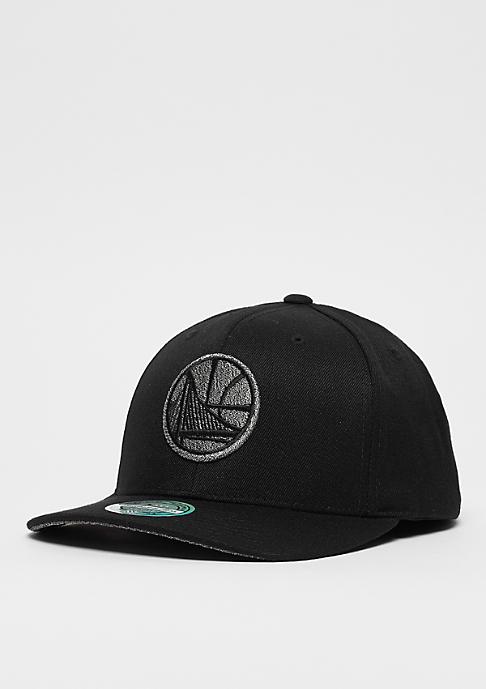 Mitchell & Ness NBA Golden Tate Warriors Melange Logo 110 black