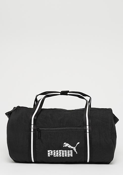 Puma Core Barrel Bag puma black/puma white