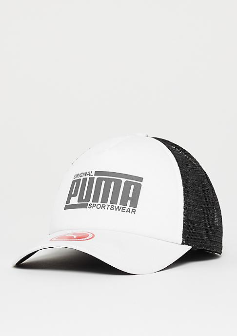 Puma Style Trucker puma white