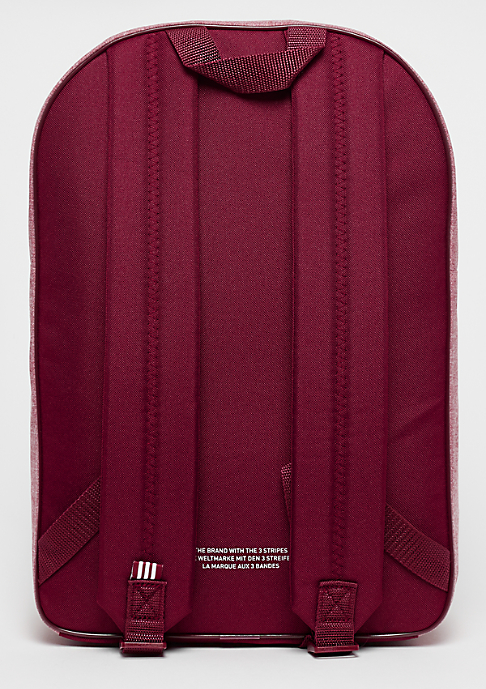 adidas BP Class Casual collegiate burgundy/white