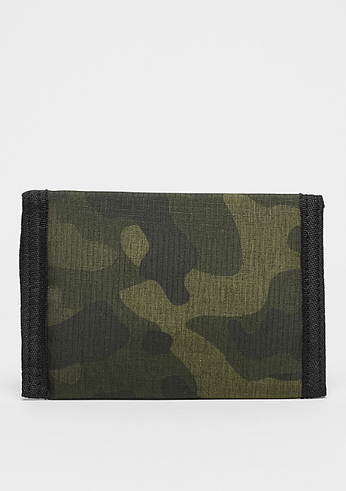 Iriedaily Gridstop camouflage olive