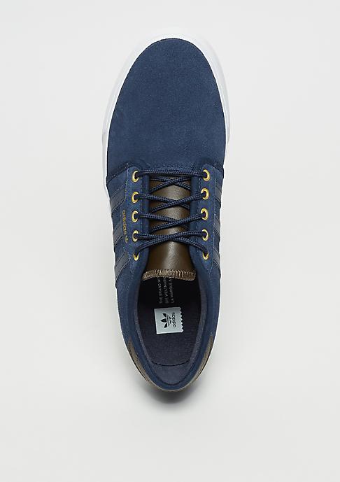 adidas Skateboarding SEELEY navy/umber/white