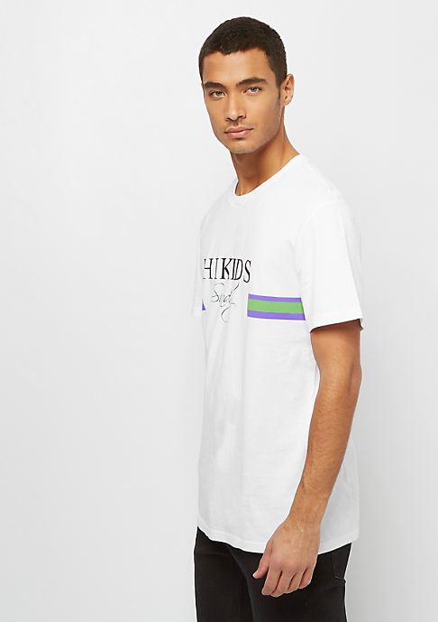 HIKIDS Sunday Tee white