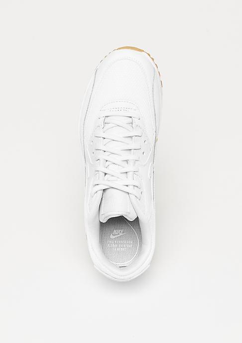NIKE Wmns Air Max 90 white/white-gum light brown
