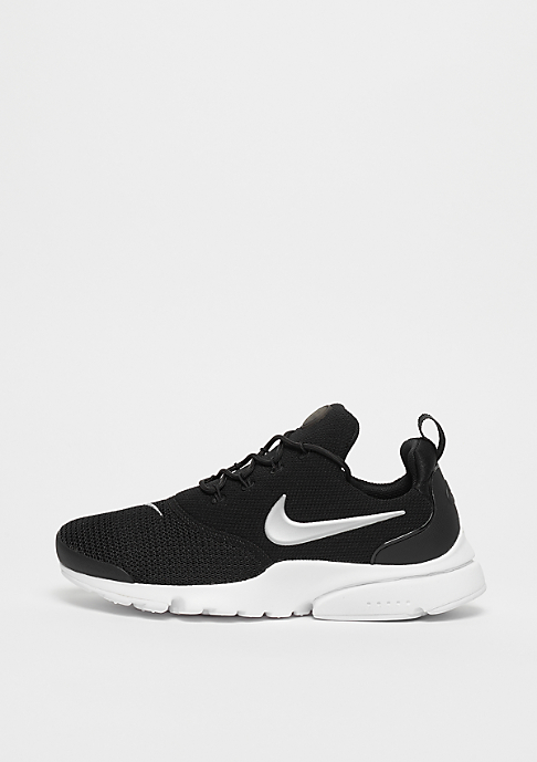 NIKE Wmns Presto Fly black/metallic silver-white