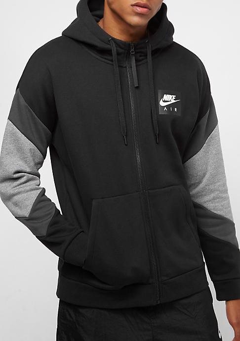 NIKE Air Fleece black/anthracite/carbon heather