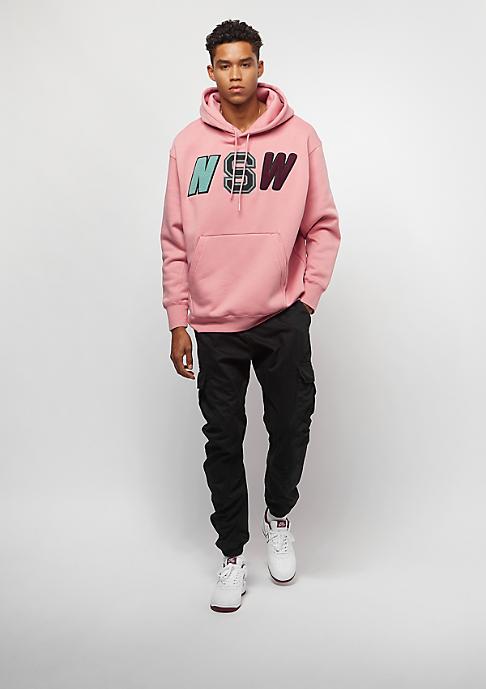 NIKE PO Fleece rust pink