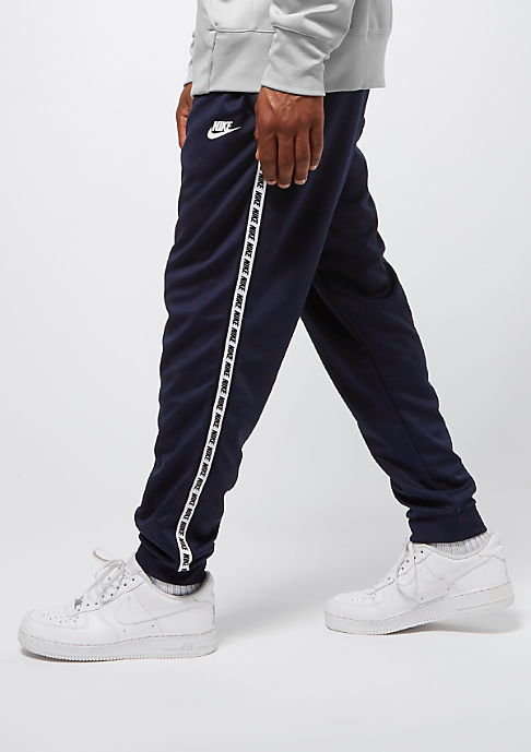 NIKE Repeat Poly obsidian/white
