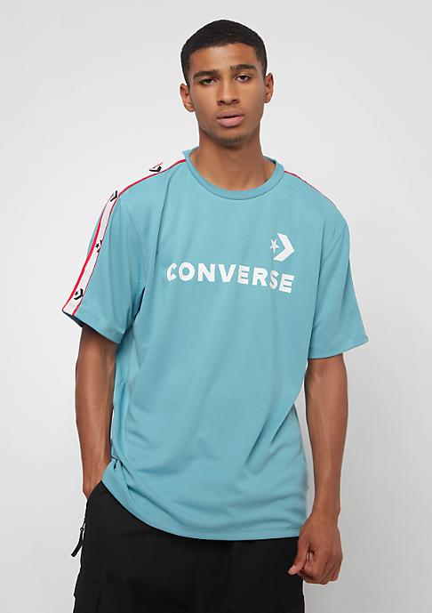 Converse Track Tee shoreline blue