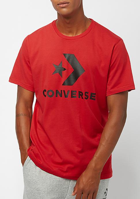 Converse Star Chevron enamel red