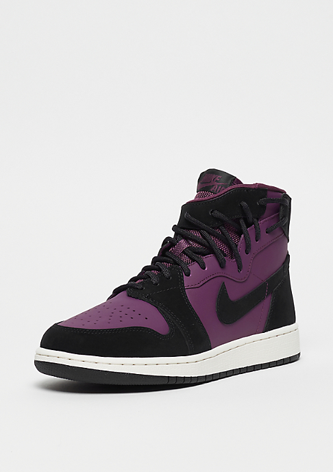 JORDAN Wmns Air Jordan 1 Rebel XX bordeaux/black-black-phantom
