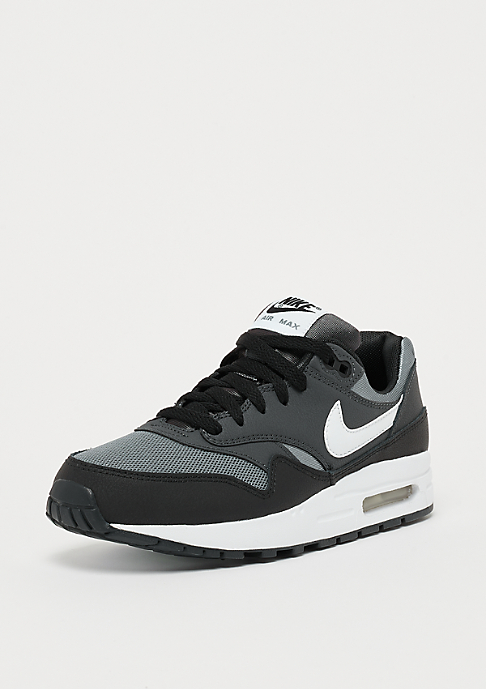 NIKE Air Max 1 (GS) black/white-anthracite-cool grey