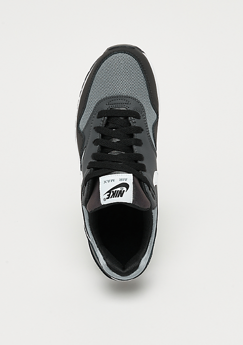 The Nike Air Max 1 GS In Black And Cool Grey Is Available