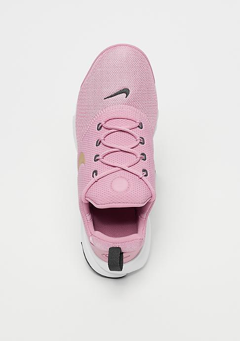 NIKE Presto Fly (GS) elemental pink/metallic gold-gridiron