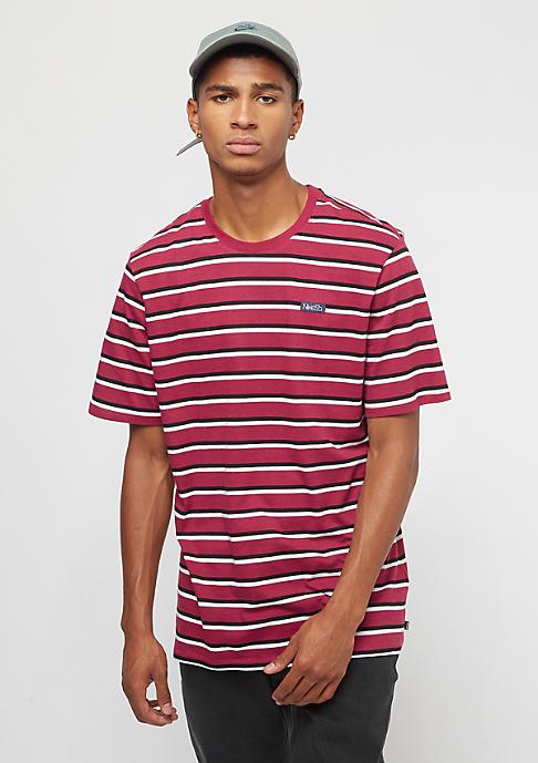 NIKE SB JDI Stripe white/red crush/red crush