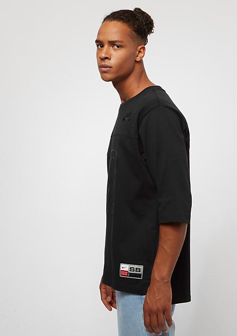 NIKE SB Dry 3QT Mesh black/black