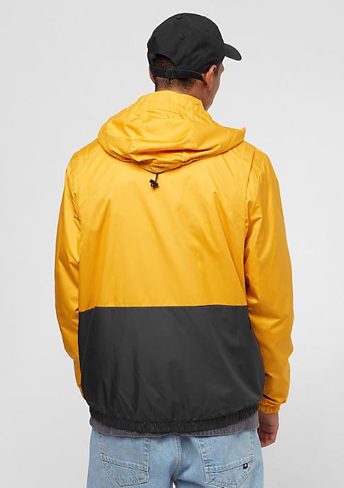 NIKE SB Dry Hooded Stripe yellow ochre/white/anthracite