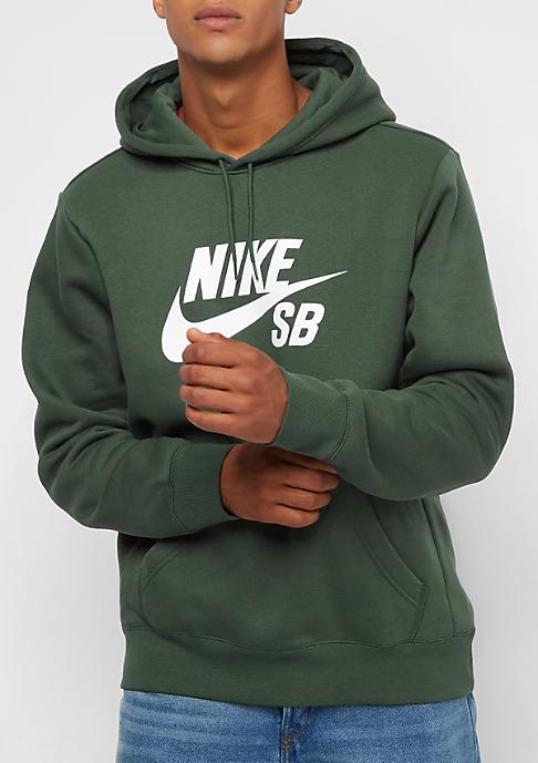NIKE SB Icon PO Essential midnight green/white